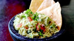 Perfect Guacamole And Margaritas For Cinco De
