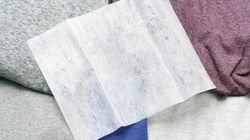 Turns Out Dryer Sheets Can Be Used For More Than Just