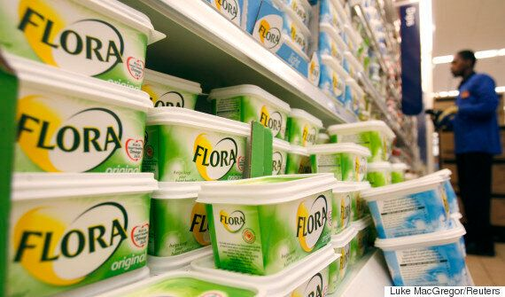 Margarine Sales Are Tanking, But Butter Is