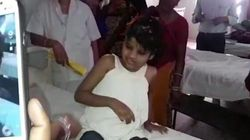 Indian Girl Hospitalized After Being Found Living With