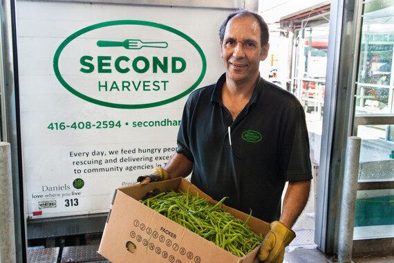 Second Harvest's New Food Rescue Tool Will Fight Food Waste