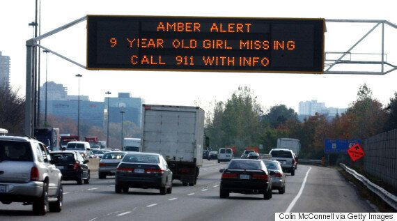 Amber Alerts, Other Warnings Coming To Canadians'