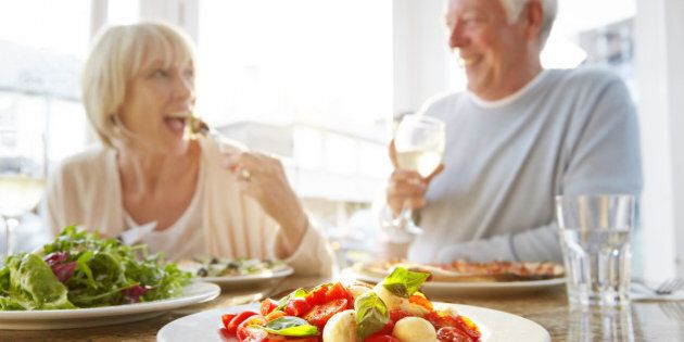 Brain Food: Diet Can Help Prevent Dementia After Age