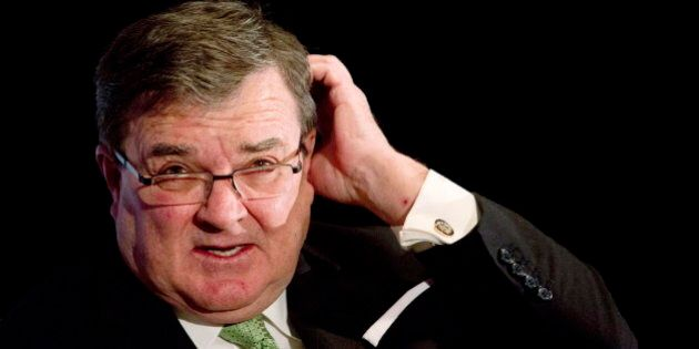 Jim Flaherty's 'Dangerous' Meddling In Housing Market Could Spoil The Party: