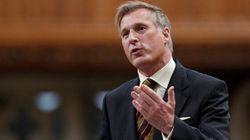 Bernier Lauds Support Of Senator Behind Those Residential School