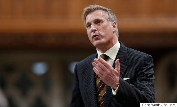 Maxime Bernier 'Happy' For Support Of Senator Who Made Controversial Residential School
