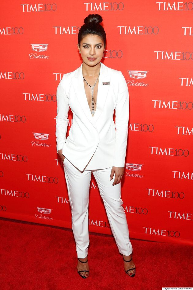 Best Dressed Of The Week: Priyanka Chopra, Ariana Grande, Ibtihaj Muhammad And