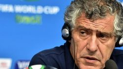 FIFA Bans Former Greece Coach After Verbal