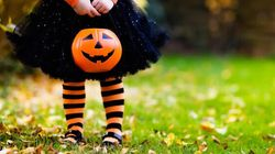 How To Trick-Or-Treat Safely When Your Kid Has Food