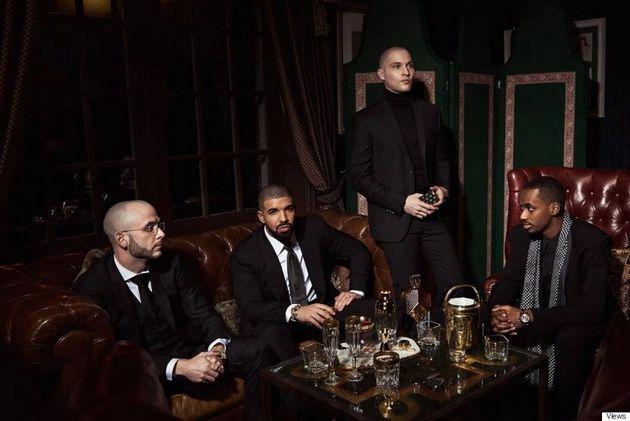 Drake's 'Views' Digital Booklet Has Us Needing A Shearling Coat