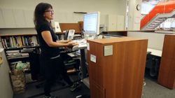 WATCH: Is A Treadmill Desk A Step In The Right