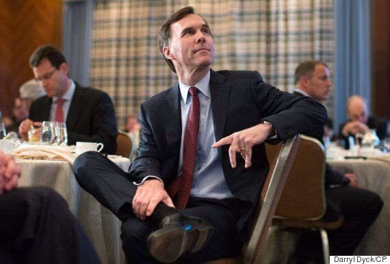 Bill Morneau's Deficit Claims Challenged Again By Finance Numbers Pointing To
