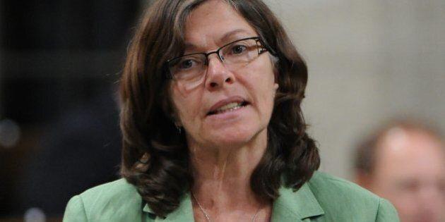 Jean Crowder, Veteran B.C. NDP MP, Says She Won't Run
