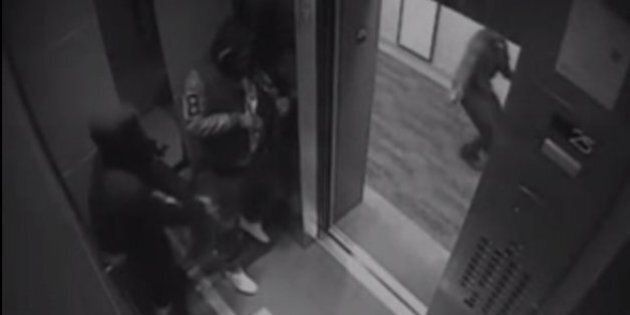Toronto Police Release Video Of Armed Dispute Prior To 'Gang War
