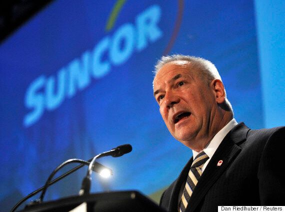 Suncor CEO Steve Williams Says There's No Going Back To The Way Things