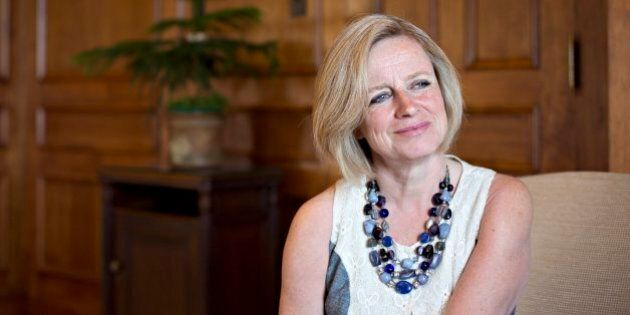 Rachel Notley Says She Doesn't Want To Strain National Unity Over