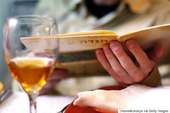 I Make A Passover Seder Without Hurting Any