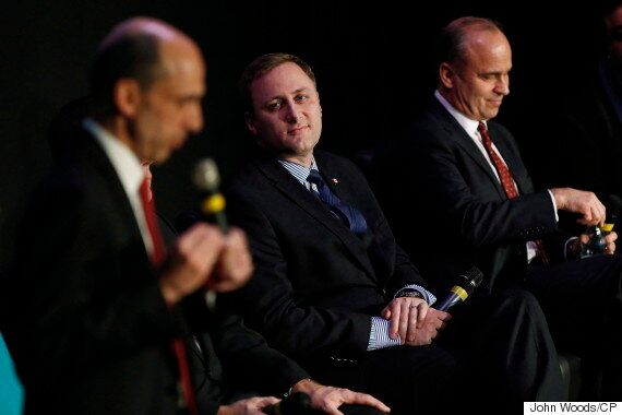 Brad Trost Pitches '100 Per Cent' Conservatism. And He Really Wants Your