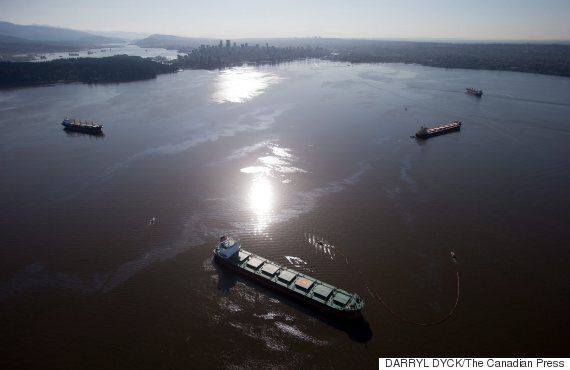 English Bay Oil Spill: Company Charged In B.C. Leak Skips Court