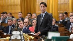 Trudeau Says He's Still 'Deeply Committed' To Electoral