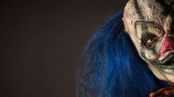 Fort Mac School District Bans Creepy Clown