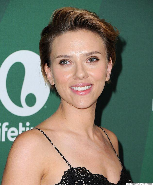 Scarlett Johansson To Open A Popcorn Shop In