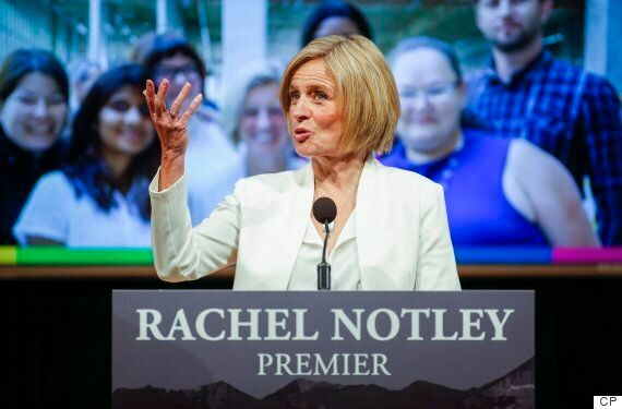 Rachel Notley Promises Plan To Phase Out Coal Is Coming