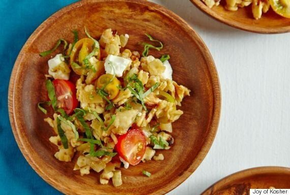 14 Passover Recipes For The Vegetarians At Your