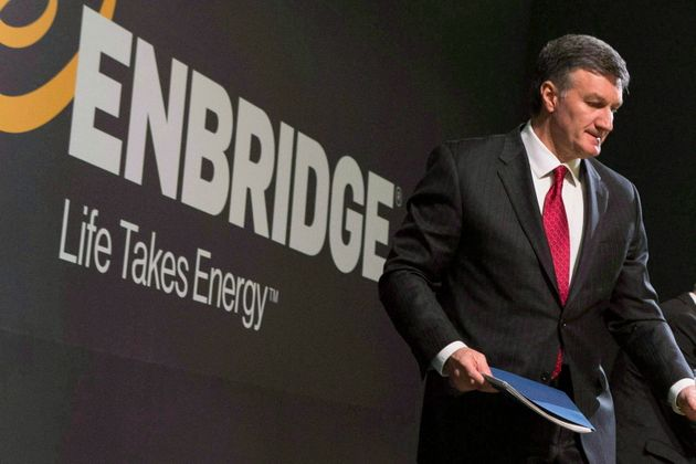 Enbridge Layoffs Will Affect 370 In Canada, 160 In The