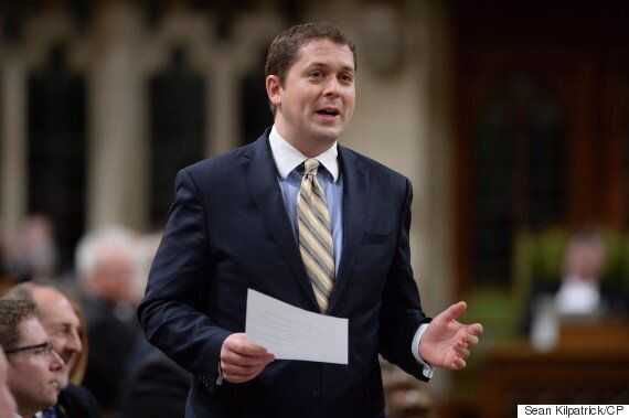 Andrew Scheer Would Lose Nice Chunk Of Change Running For Tory