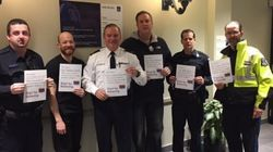 Halifax Police Officers Take Pledge To Believe Sexual Assault