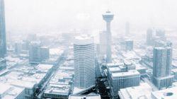 Calgary Prepares For