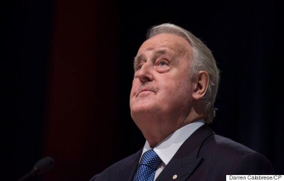 Brian Mulroney To Advise Trudeau's Cabinet On U.S.