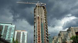 LOOK: Toronto's Condo-Craziest