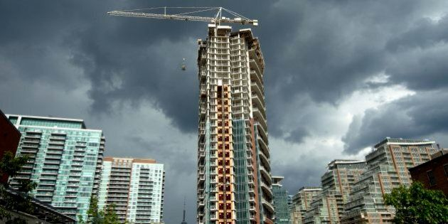 BuzzBuzzHome: The Top 10 Neighbourhoods For Condo Construction In