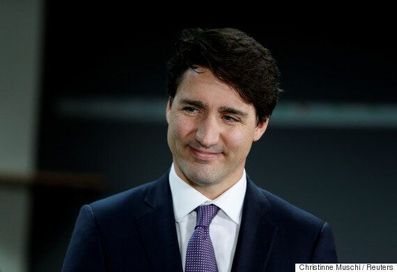 Justin Trudeau's Transit Funding Claim Has 'A Little