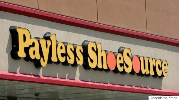 Payless ShoeSource Files For Bankruptcy, To Close 400