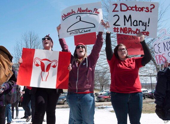 New Brunswick Women Will Be Able To Access Abortion Pill For