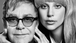 Lady Gaga And Elton John Are Collaborating Outside Of The