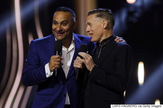 Juno Awards Apologize For Russell Peters' 'Off-Script