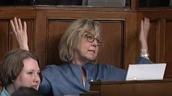 Elizabeth May Has Had Enough Of All The