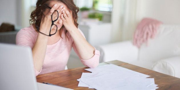 Really bad news about my home finances