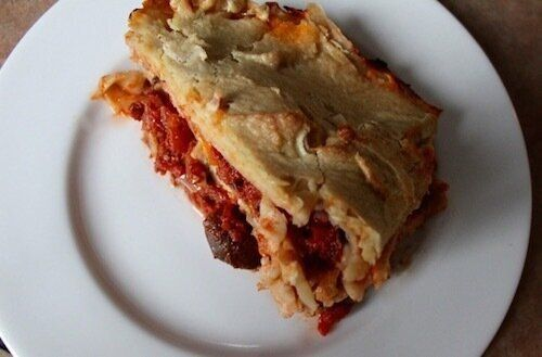 A Recipe For Gluten And Dairy-Free Lasagna
