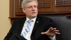 Harper: Putin Invading Ukraine In 'Slow