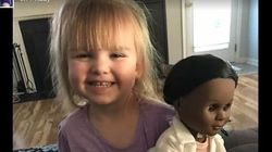 Girl Claps Back At Cashier Who Questioned Her Doll