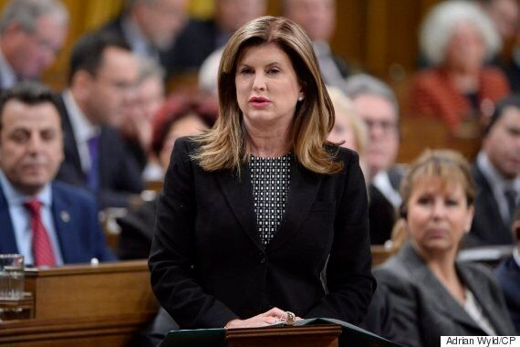 Rona Ambrose: Bill C-337 Not About Assigning Blame, But About Better Training For