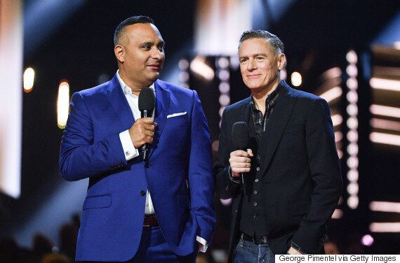 Russell Peters' Rape Joke At The Junos Pissed Just About Everyone