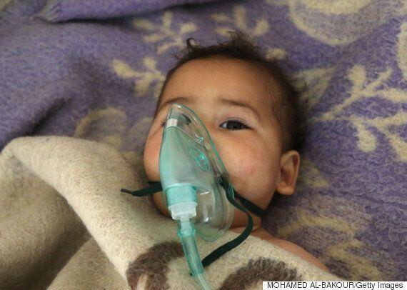 Gas Attack In Idlib Province, Syria Kills