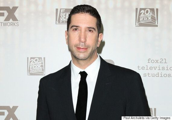David Schwimmer Launches Powerful Campaign To Combat Sexual
