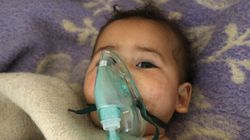 Dozens Dead After Suspected Gas Attack In